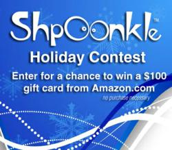 Shpoonkle Holiday Contest